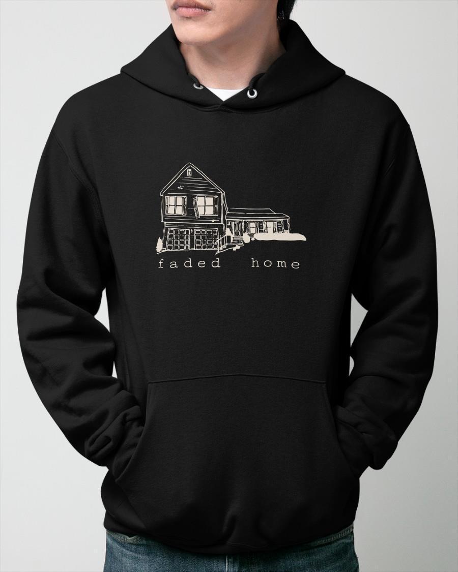 Faded Home Hoodie