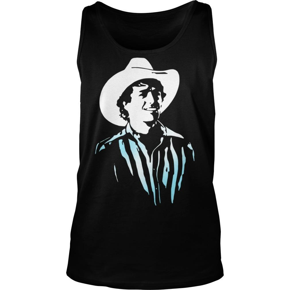 Luke Perry 8 Seconds Tank Top