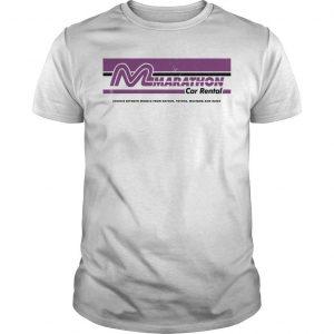 Marathon Car Rental Shirt