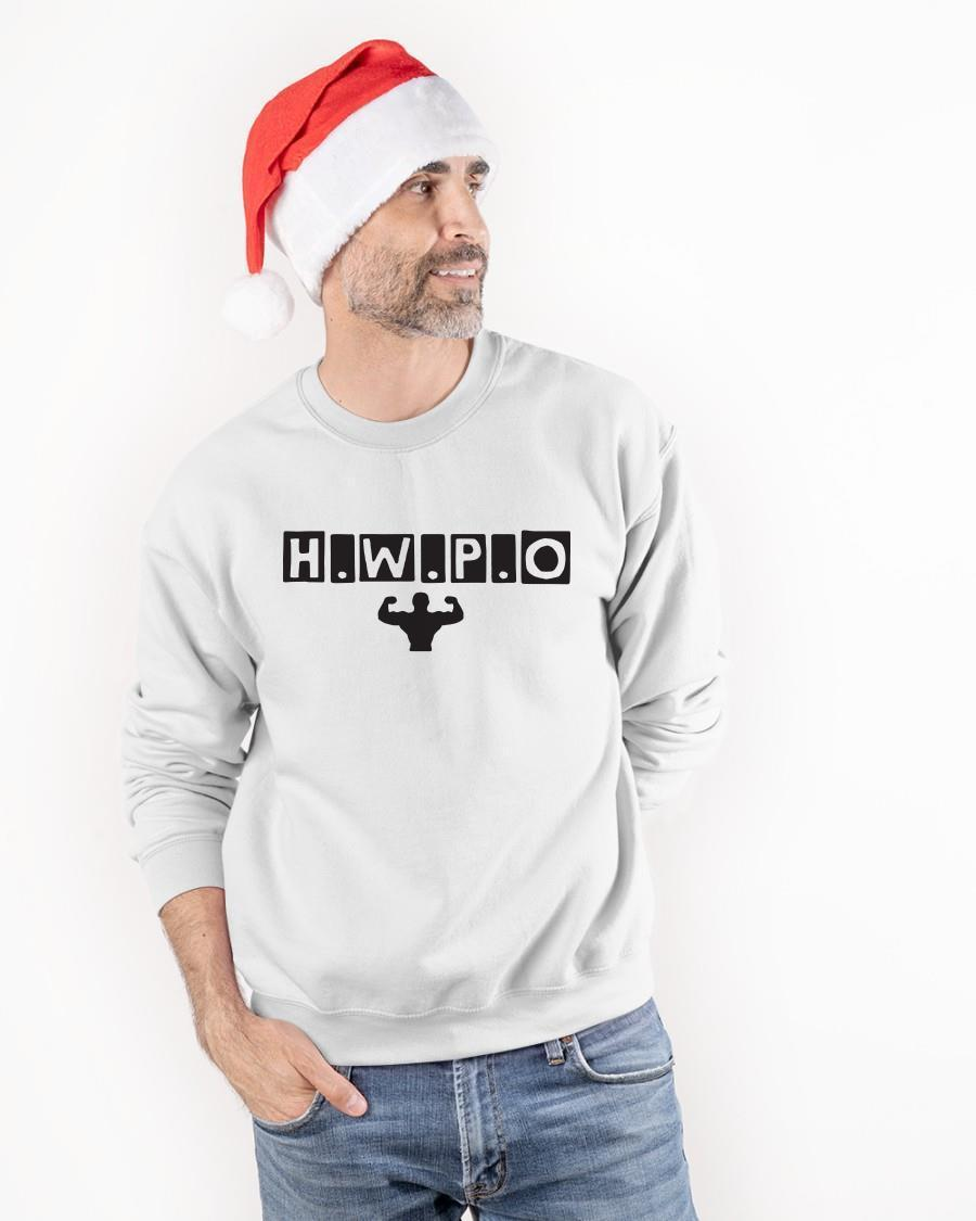 Mat Fraser Hwpo Sweater