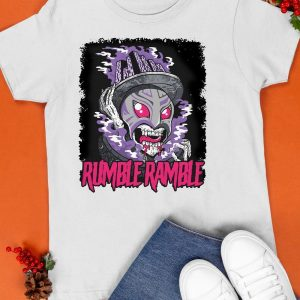 Monster Rumble Ramble Shirt
