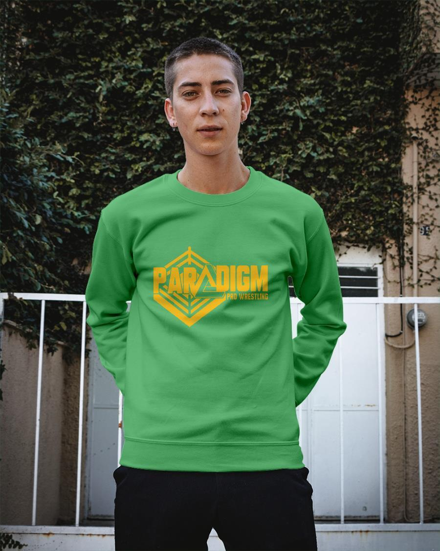 Paradigm Pro Wrestling Sweater