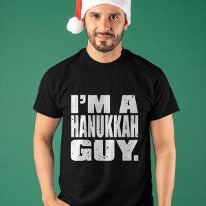 Paul Heyman I'm A Hanukkah Guy Shirt