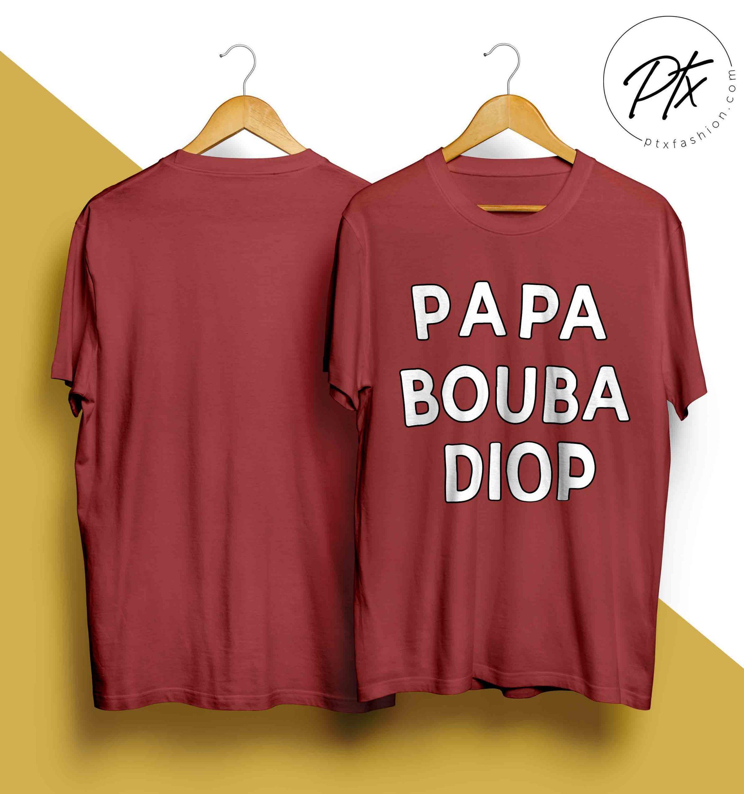 Sadio Mane Papa Bouba Diop Tank Top