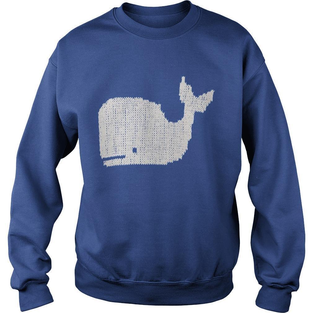 Seokjin White Whale Kore Sweater
