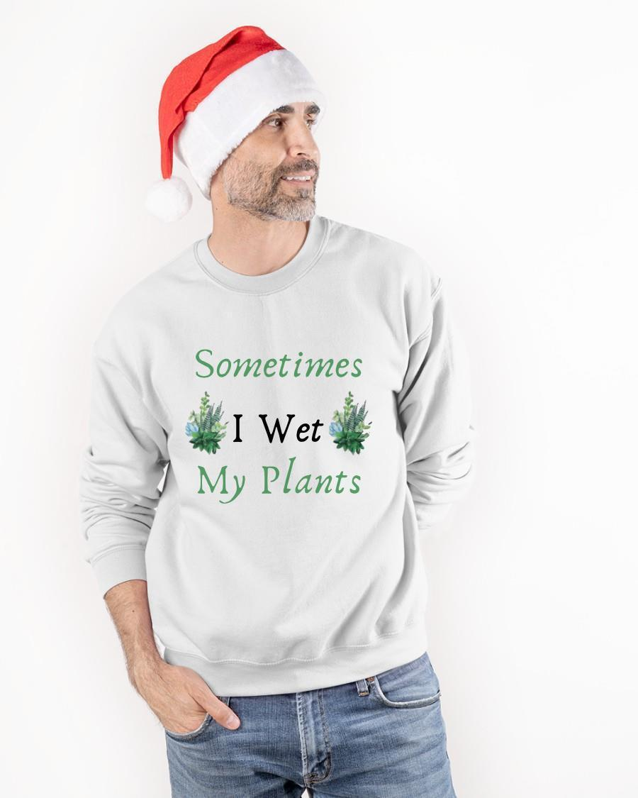 Sometimes I Wet My Plants Tank Top