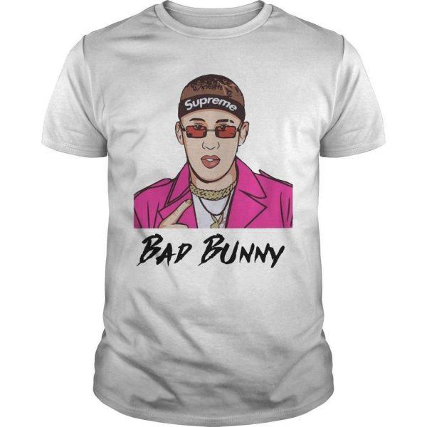 Supreme Bad Bunny Shirt