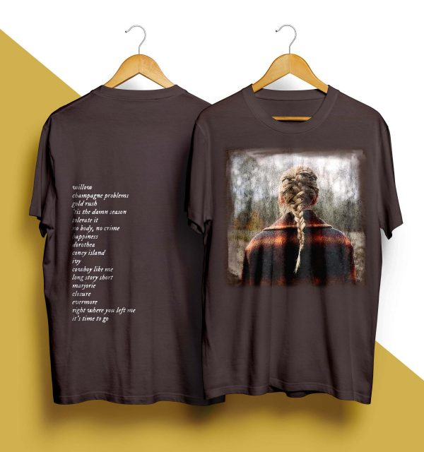 Taylor Swift Celebration Of Evermore Shirt