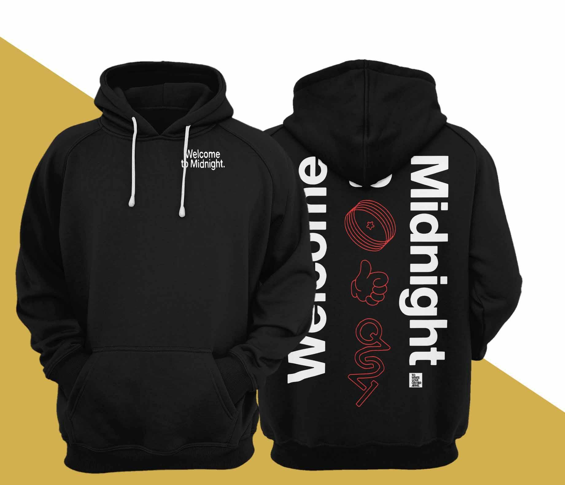Welcome To Midnight Hoodie