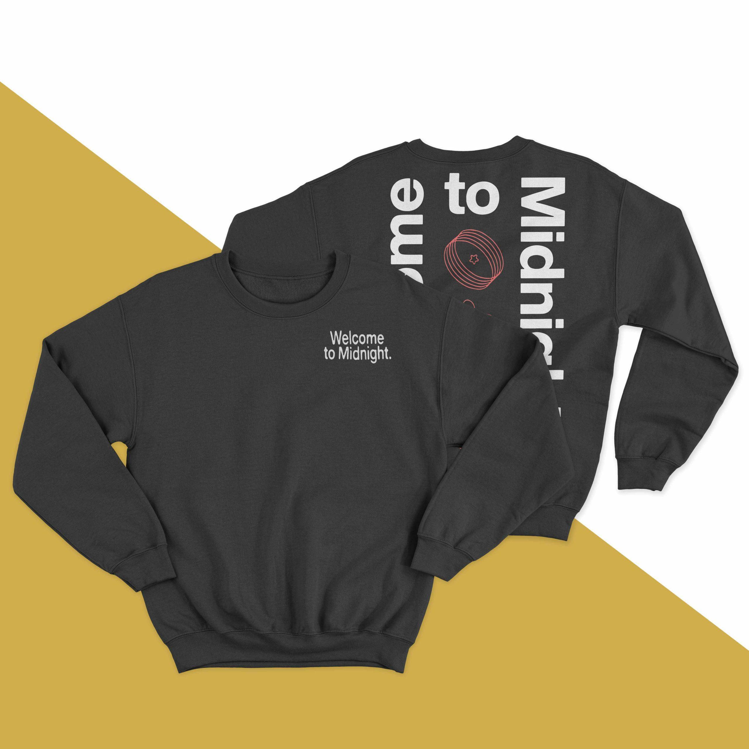 Welcome To Midnight Longsleeve