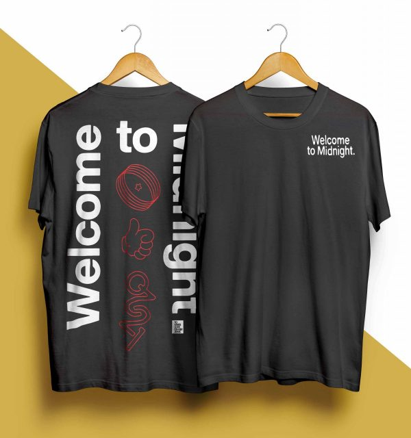 Welcome To Midnight Shirt