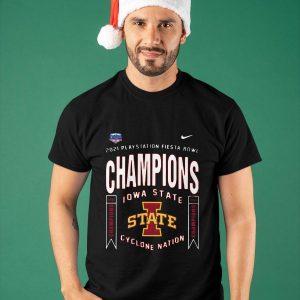 Fiesta Bowl Champions T Shirt