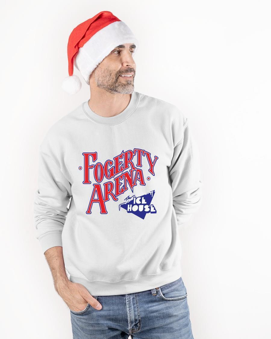 Fogerty Arena The Ice House Sweater