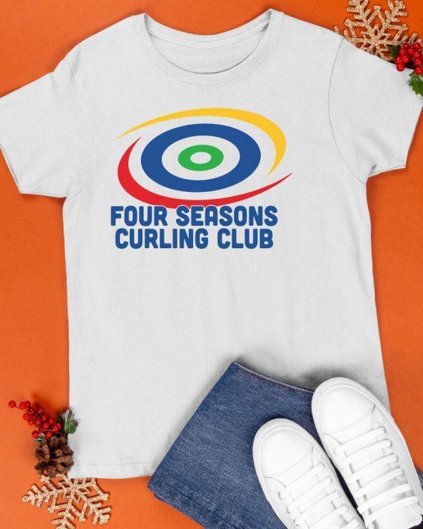 Four Seasons Curling Club Shirt