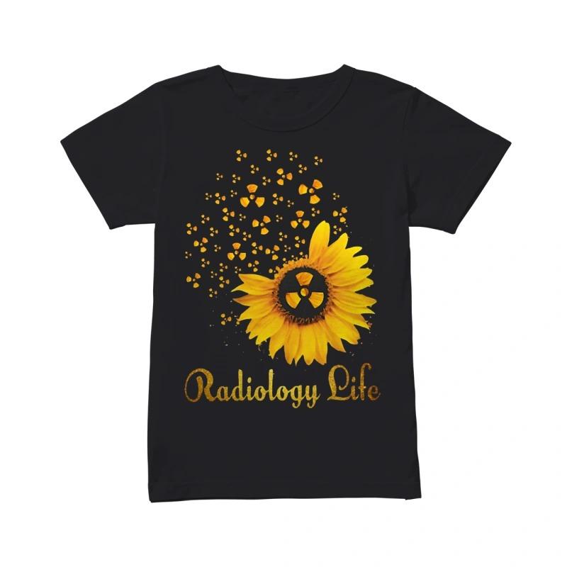 Sunflower Radiology Life ladies
