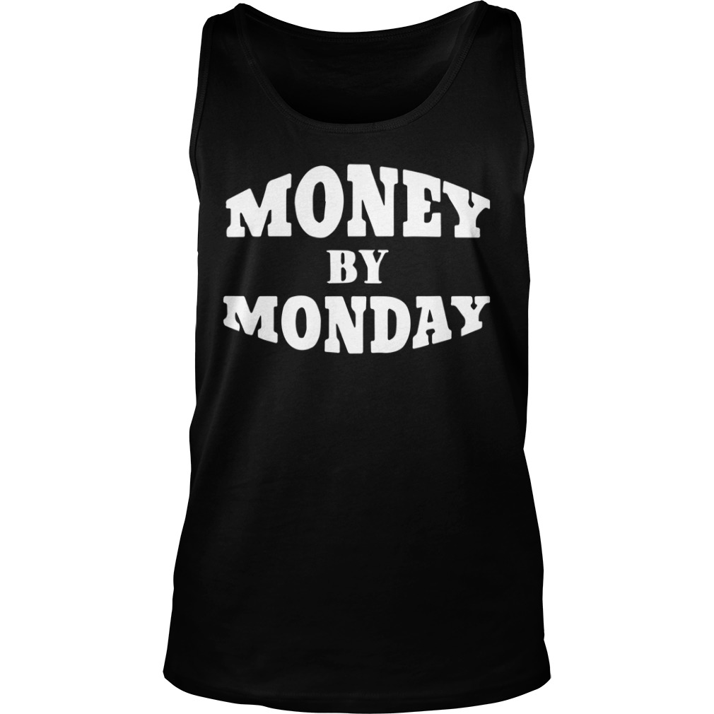 50 Cent Money By Monday Tank Top