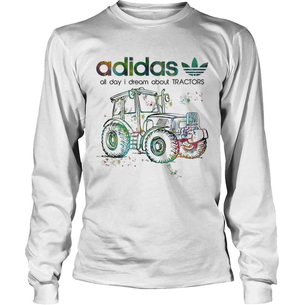 Adidas All Day I Dream About Tractors Longsleeve Tee