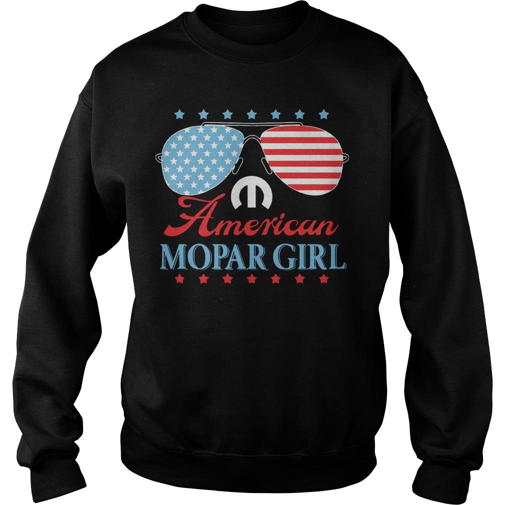 American Mopar Girl Sweater