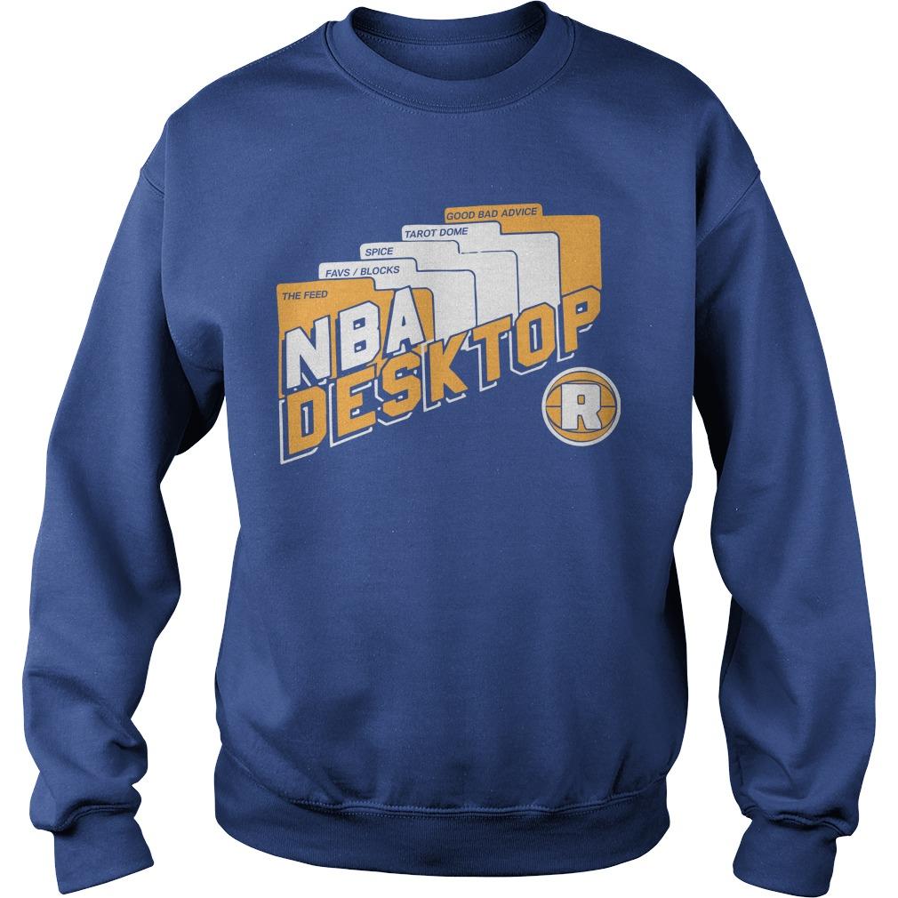 Jason Gallagher Nba Desktop Sweater