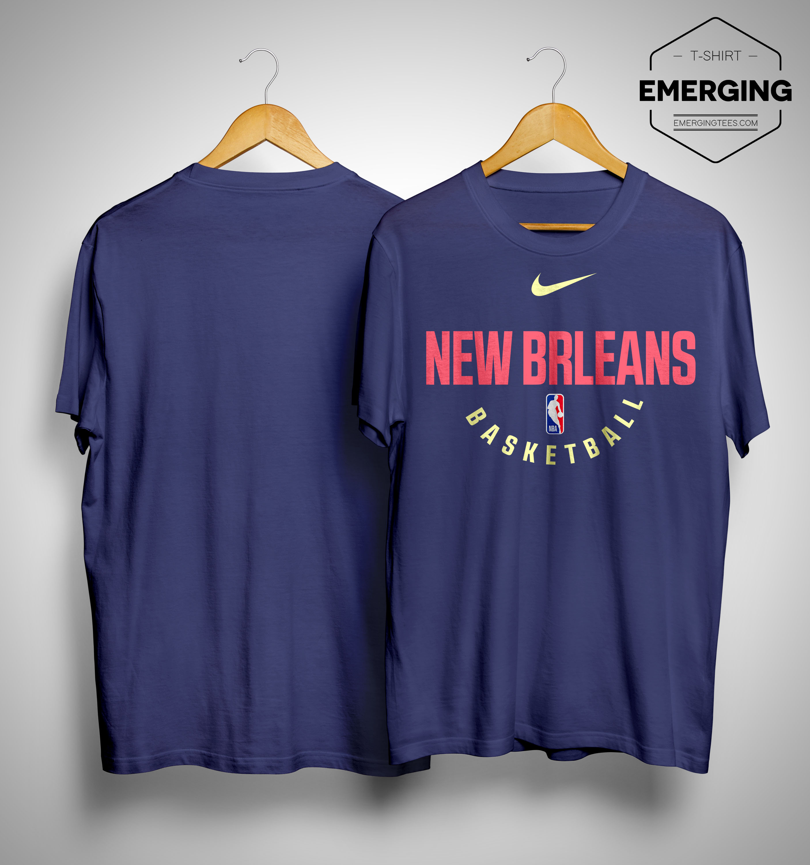 Josh Hart New Orleans Basketball Shirt