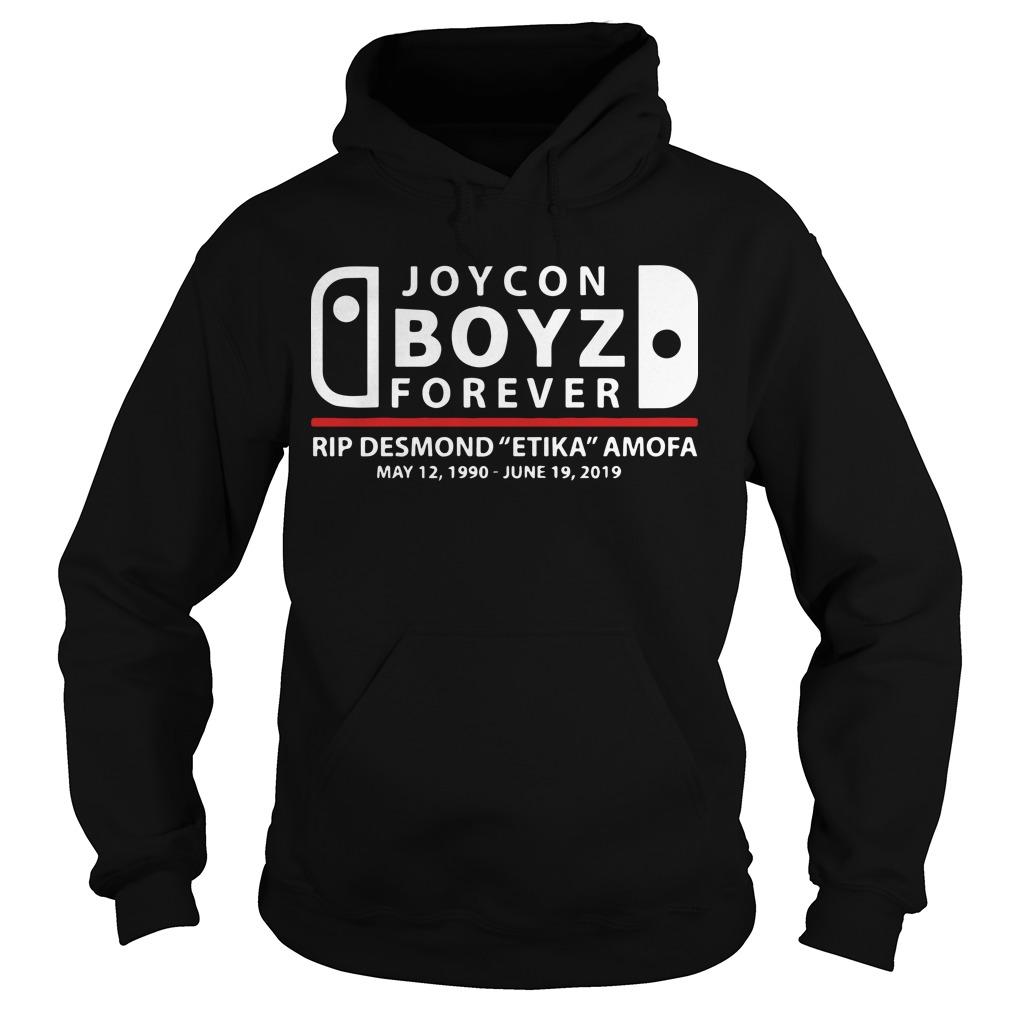 Joycon Boyz Forever Rip Etika Hoodie