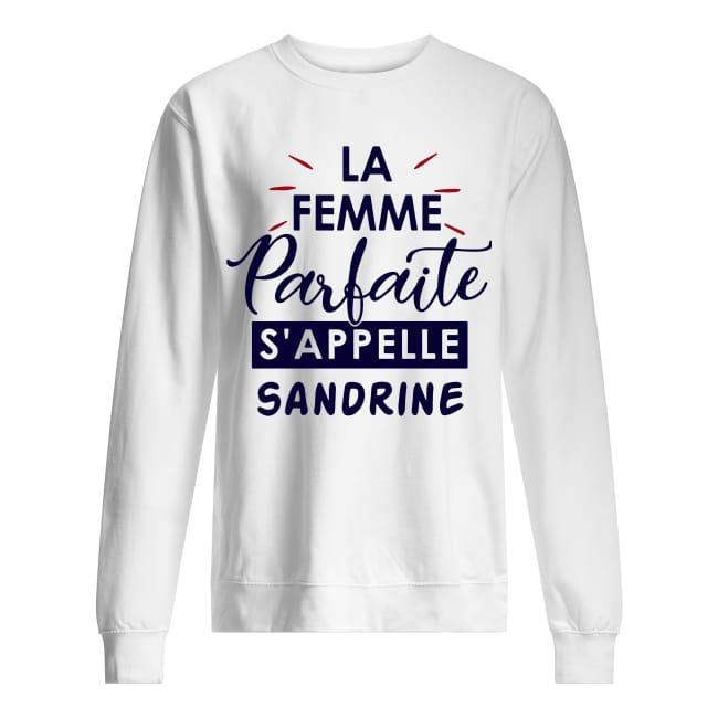 La Femme S'appelle Sandrine Sweater
