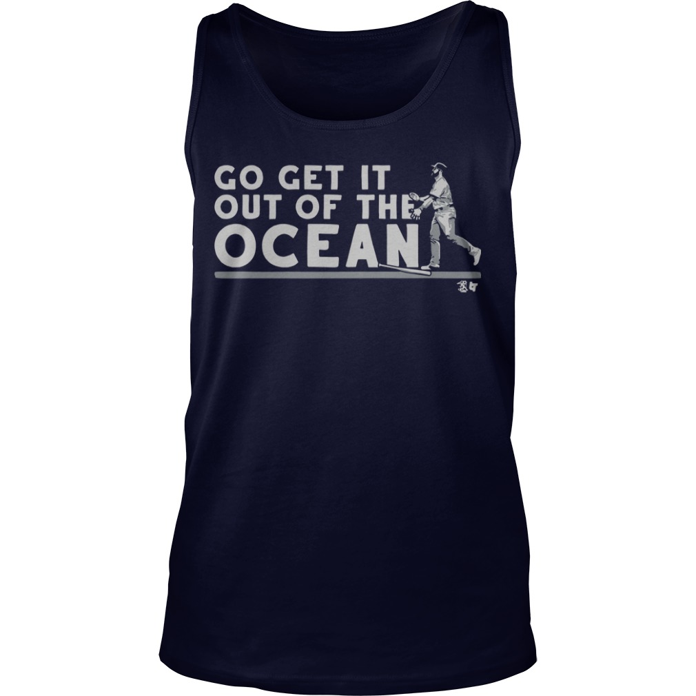 Max Muncy Go Get It Out Of The Ocean Tank Top