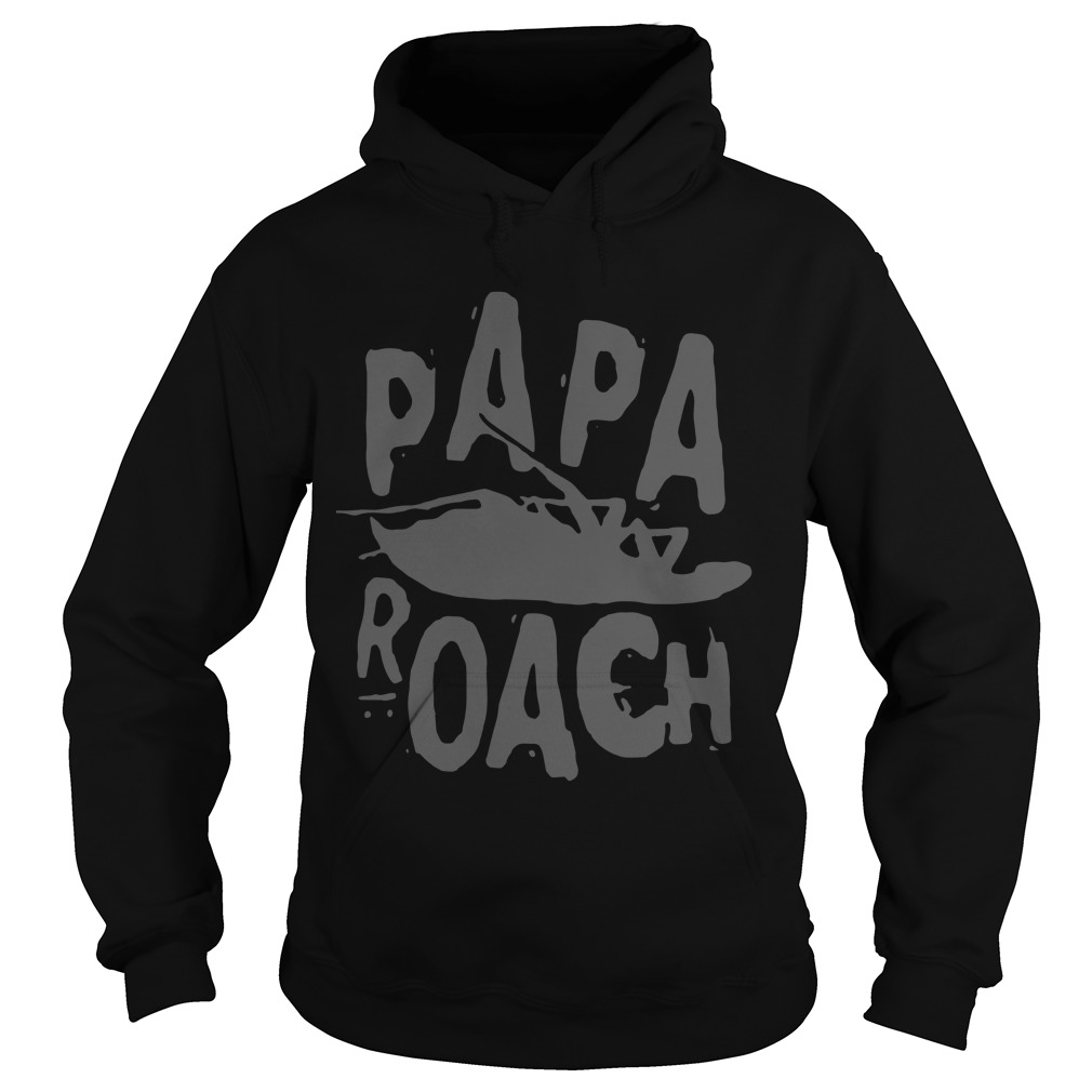 Og Logo Papa Roach Hoodie