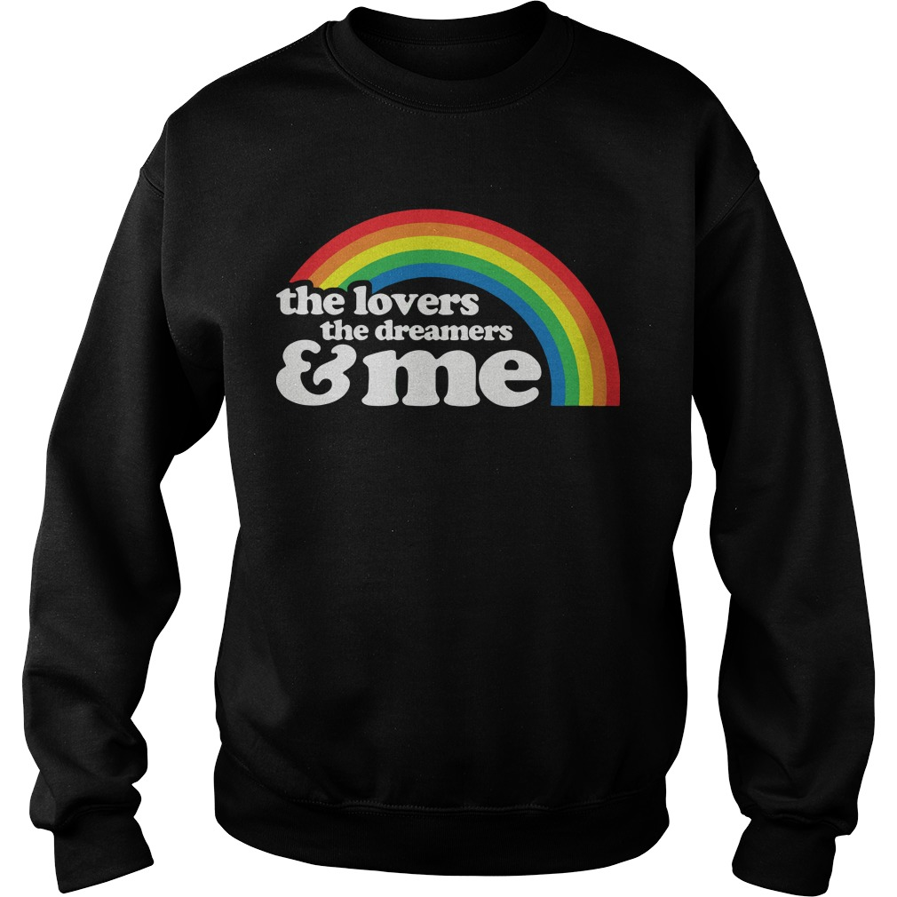 The Lovers The Dreamers And Me Sweater