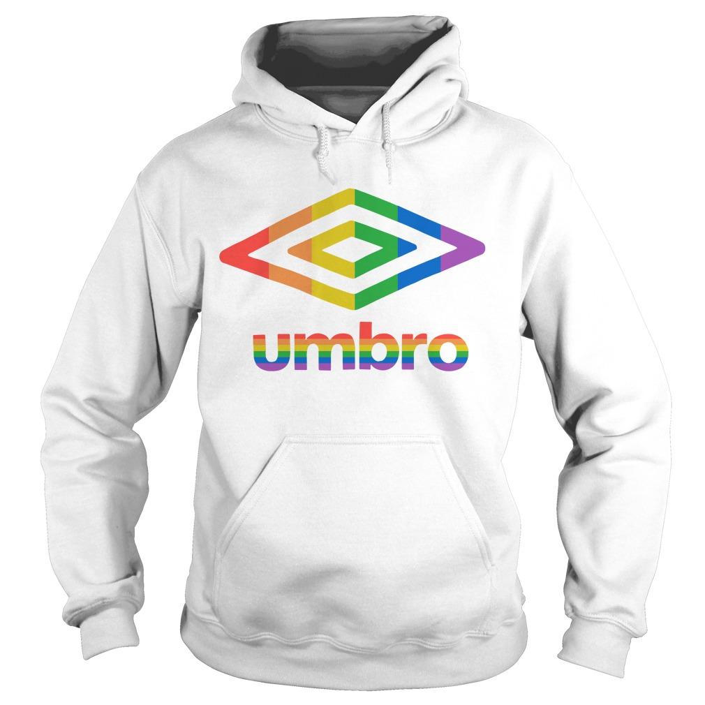 Umbro Pride Hoodie