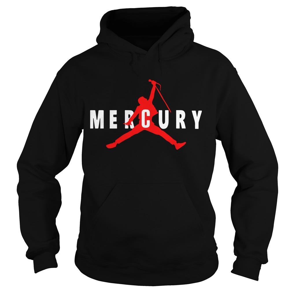 Air Jordan Freddie Mercury Hoodie