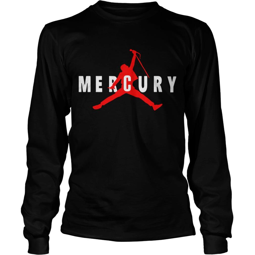 Air Jordan Freddie Mercury Longsleeve Tee
