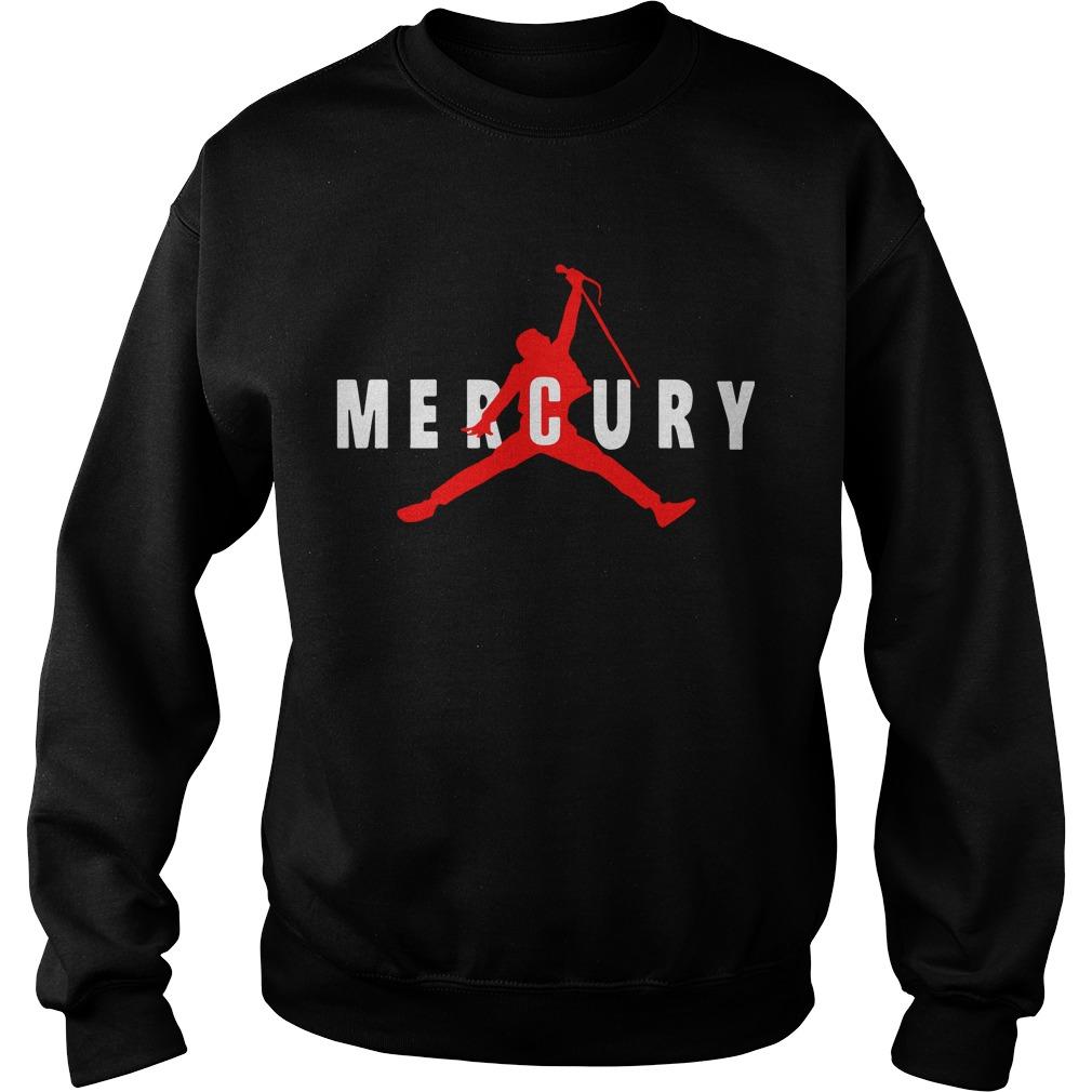 Air Jordan Freddie Mercury Sweater