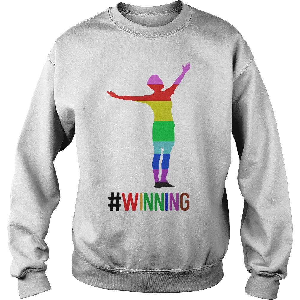 Alex Morgan Winning Lgbt Sweater