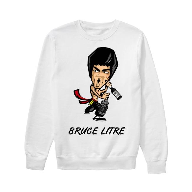 Bruce Litre Apéro Alcool Sweater