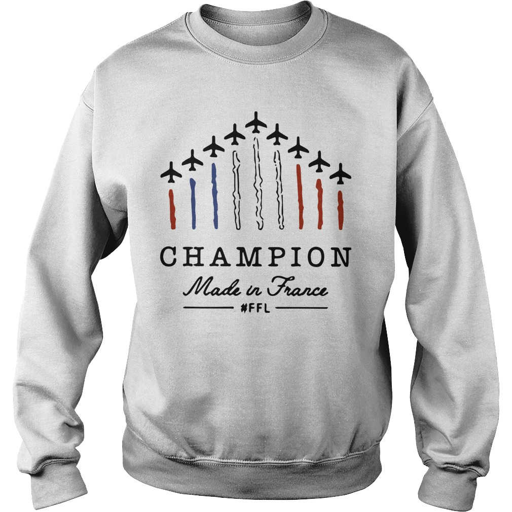 Champion Made In France #ffl Sweater