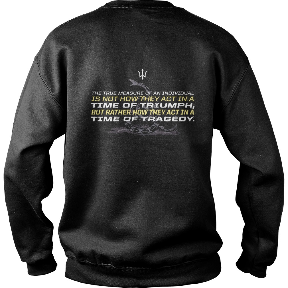 Chris Pratt Don't Tread On Me Back Sweater