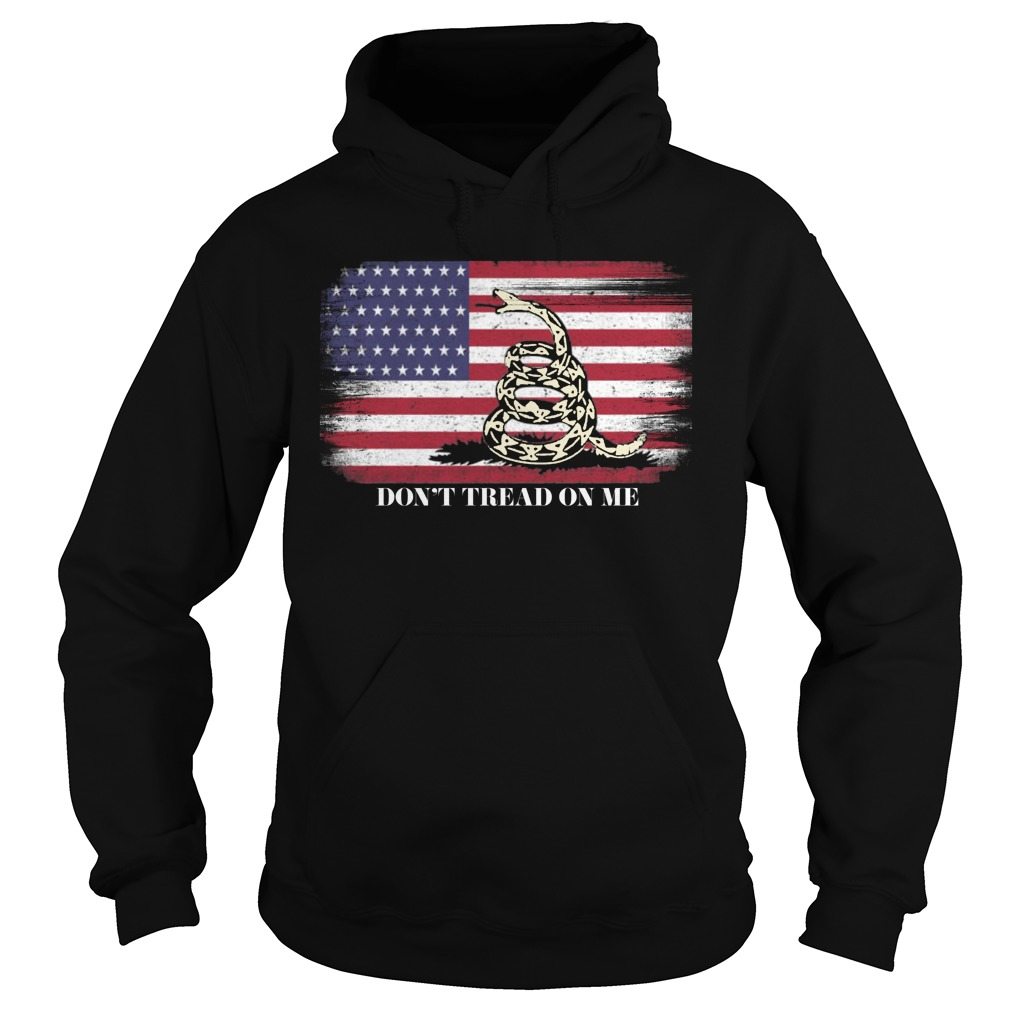 Chris Pratt Don't Tread On Me Hoodie