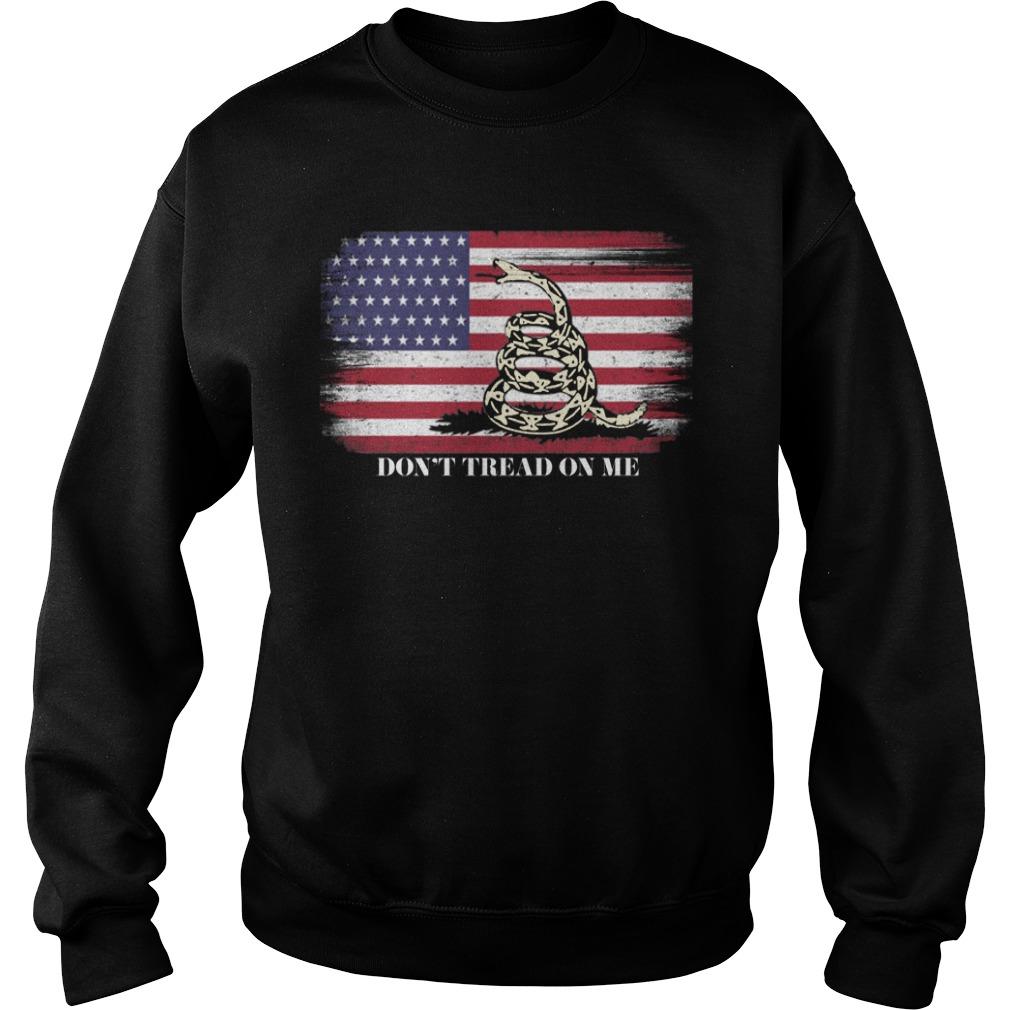 Chris Pratt Gadsden Flag Sweater