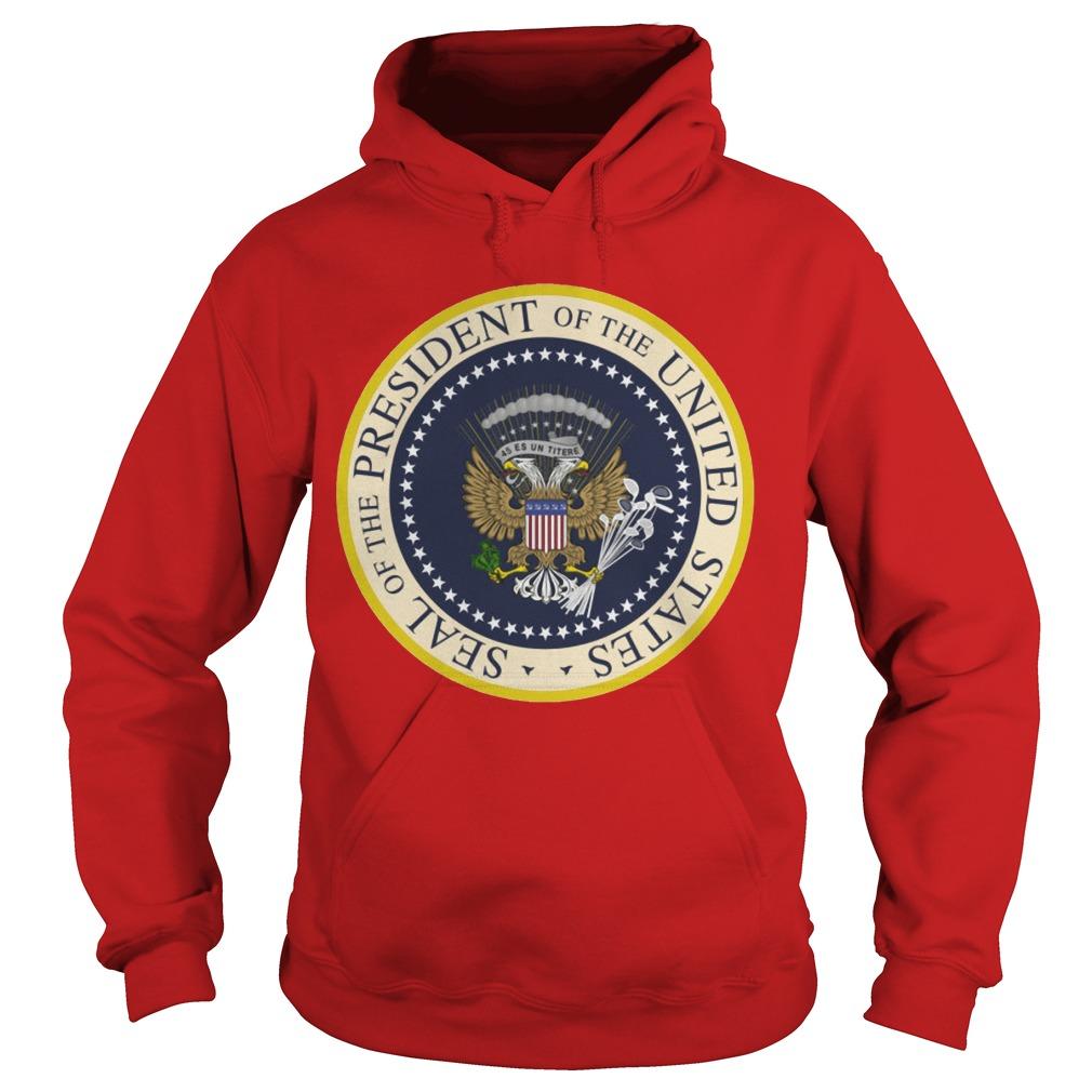 Fake Presidential Seal Hoodie