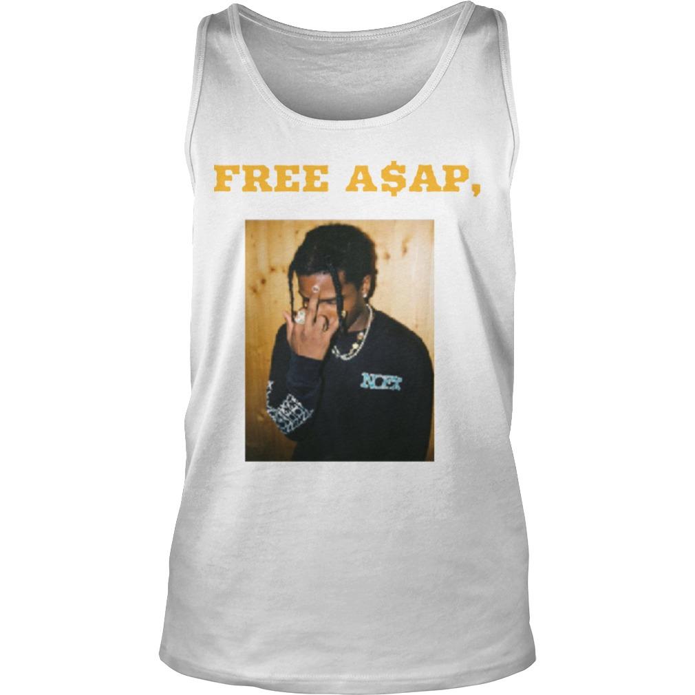 Free Asap Tank Top