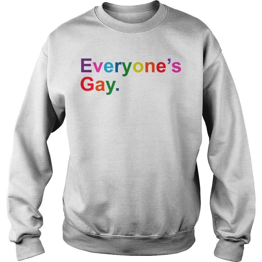 Khadi Don Pride Month Everyone's Gay Sweater