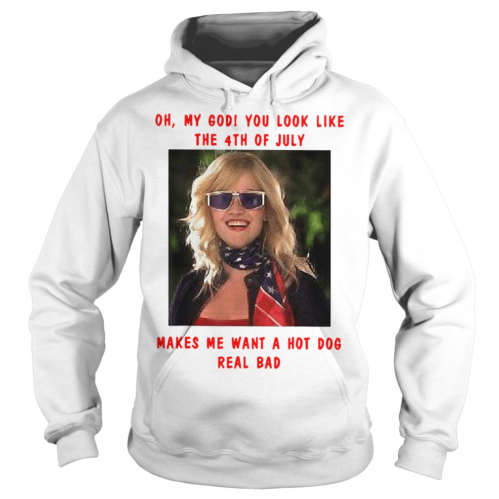 Makes Me Want A Hot Dog Real Bad Hoodie