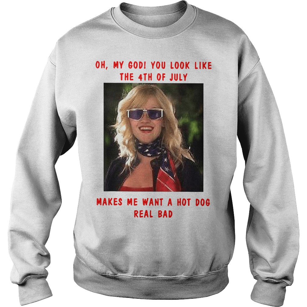 Makes Me Want A Hot Dog Real Bad Sweater