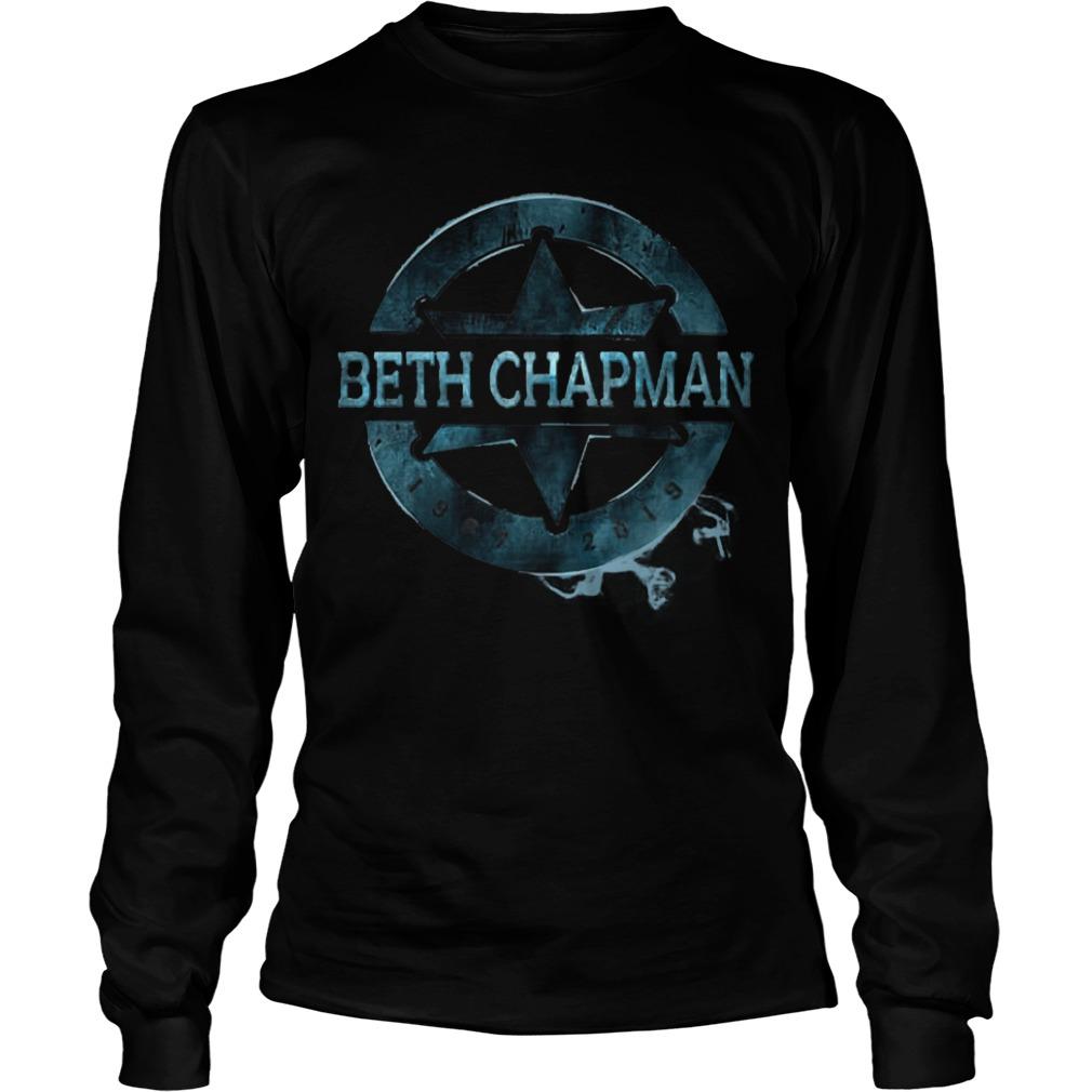 Rip Beth Chapman Longsleeve Tee