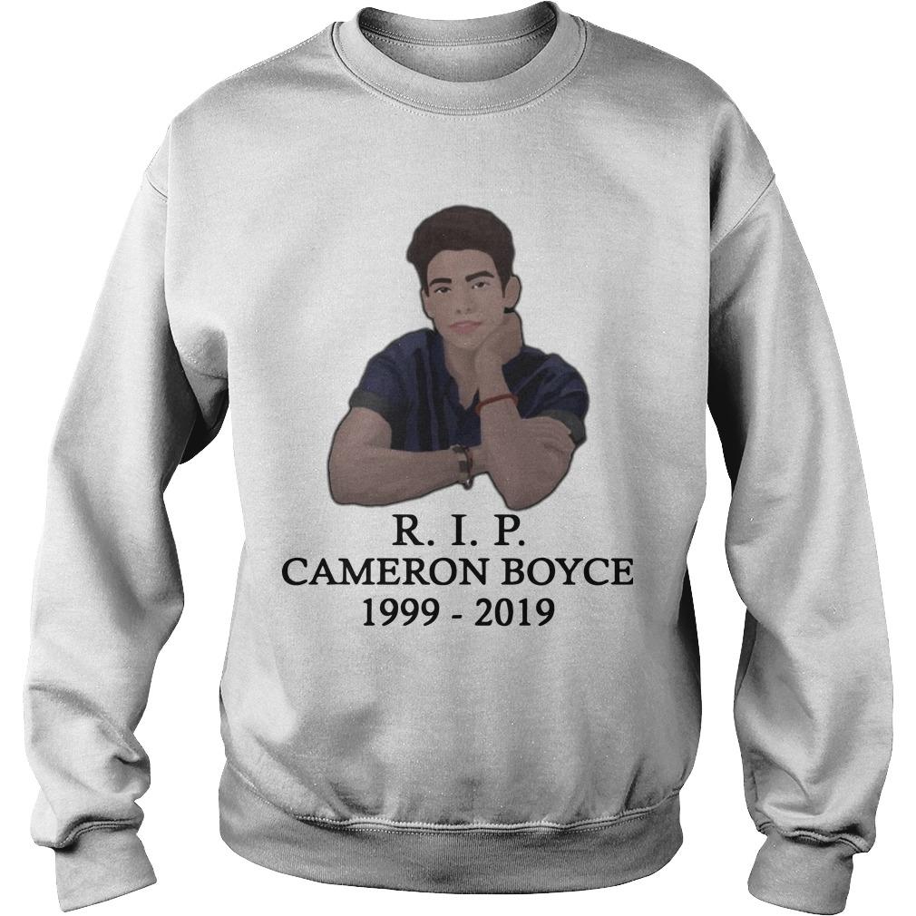 Rip Cameron Boyce 1999 2019 Sweater