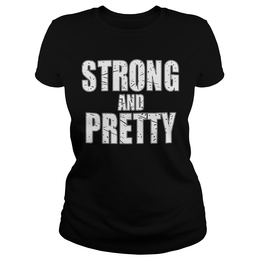 Robert Oberst Strong And Pretty Ladies Shirt