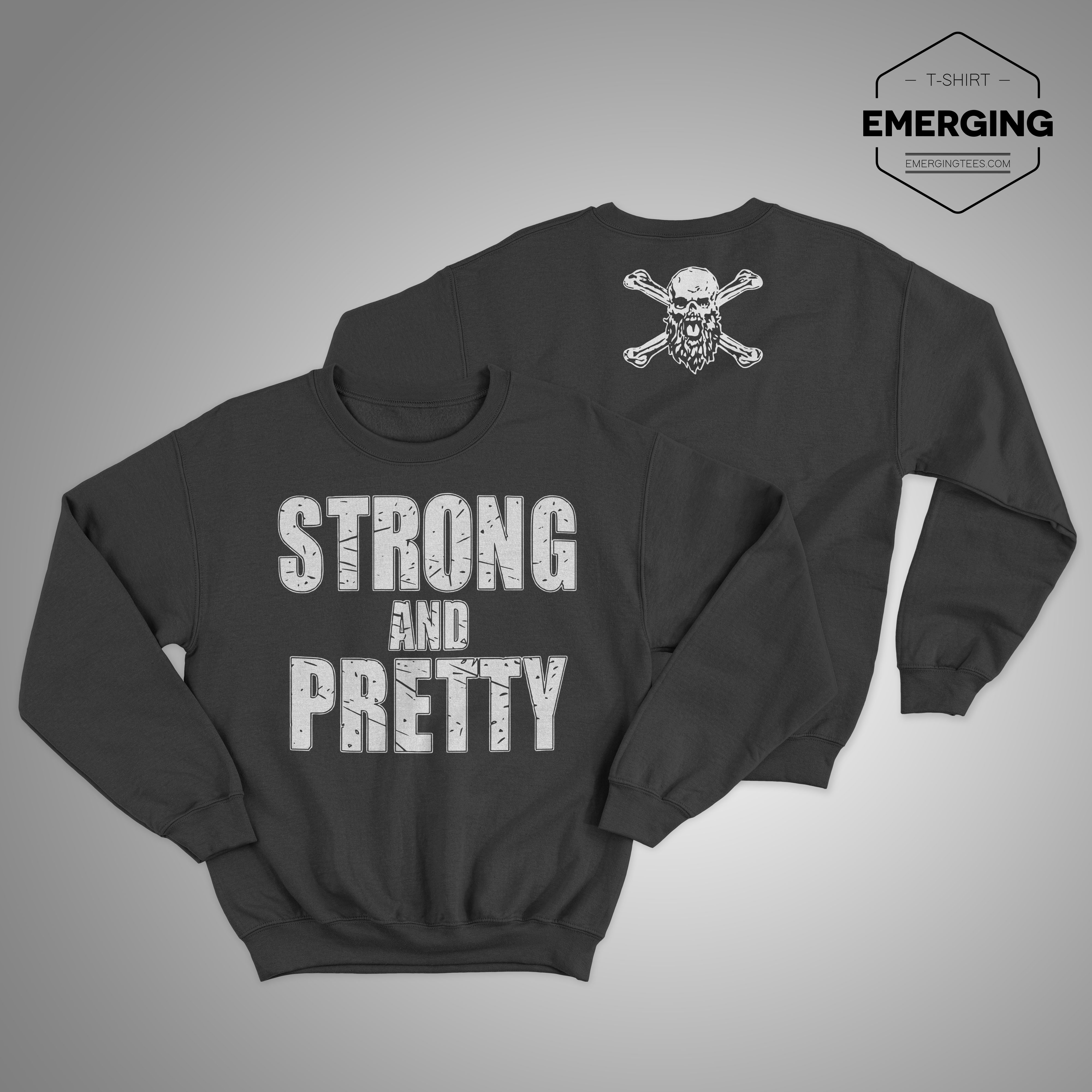 Robert Oberst Strong And Pretty Sweater