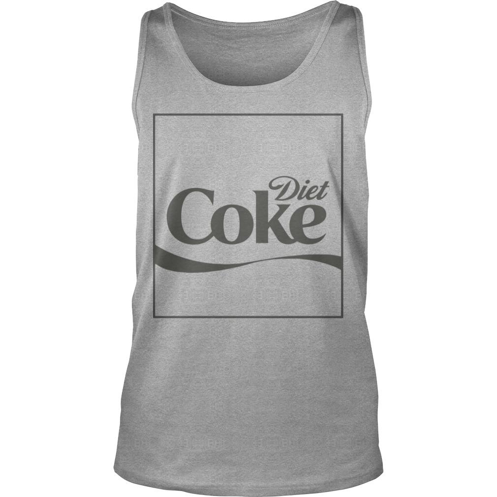 Shane Dawson Diet Coke Tank Top