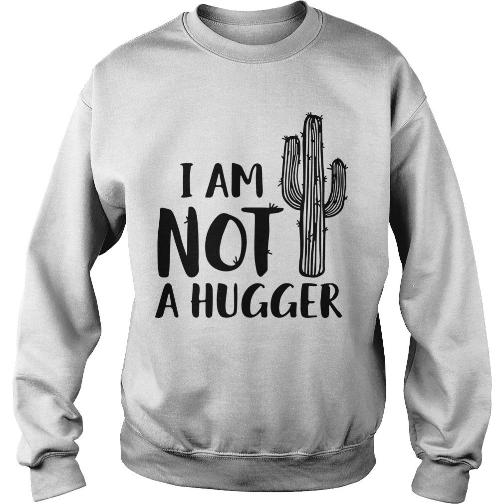 Social Worker I Am Not A Hugger Sweater